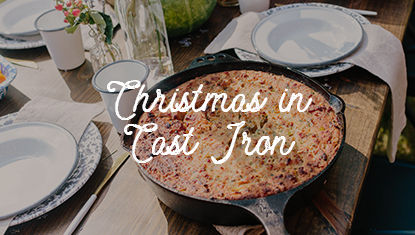Cast Iron Christmas