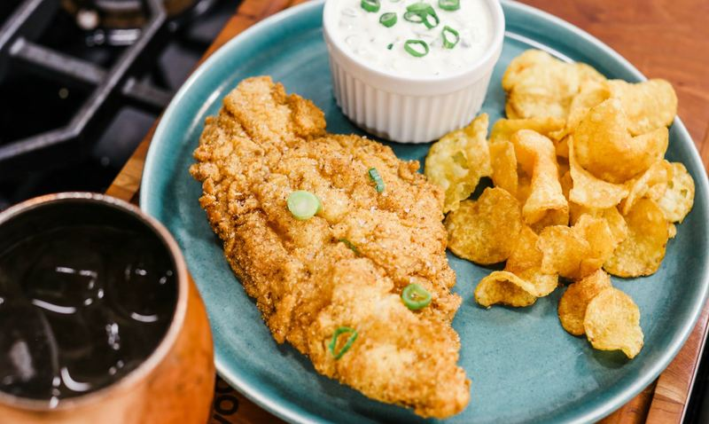 Heres How You Can Make Healthier Fried Food Southern Kitchen