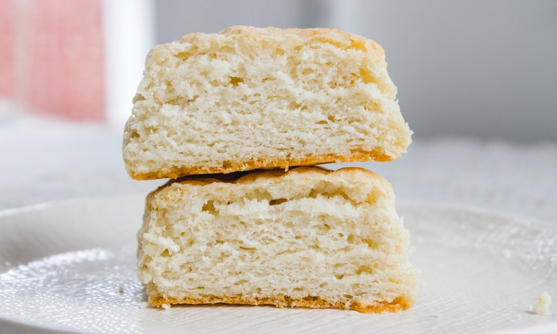 Which makes a better biscuit: buttermilk or cream