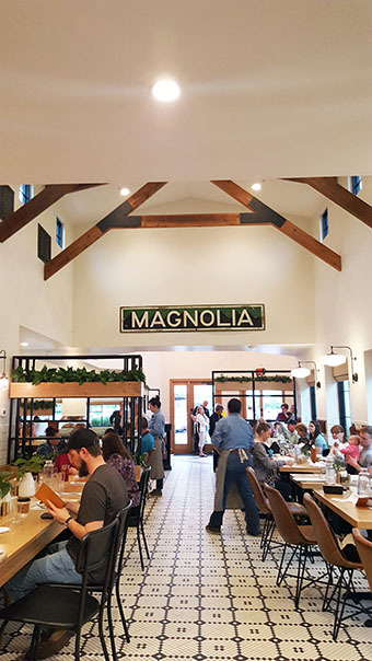 We Leaned Into The Hype And Dined At Magnolia Table Southern Kitchen - Magnolia table restaurant