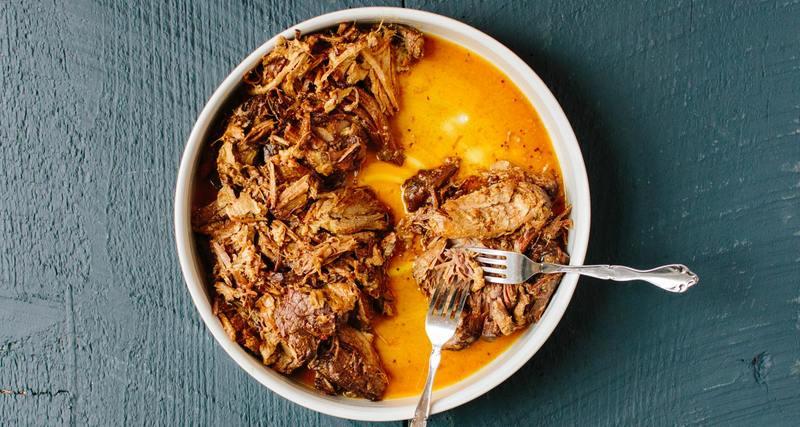 instant pot bbq pork