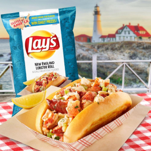 lays lobster roll chips