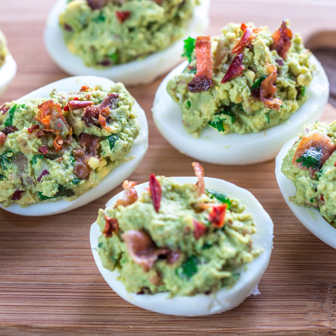 Deviled Eggs 5ways Inset