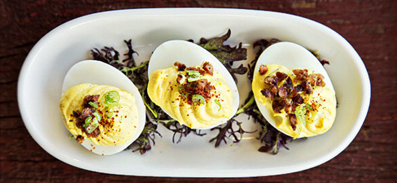 Deviled Eggs 5ways Secondary
