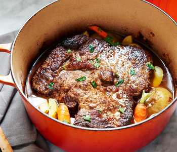 There's nothing like savory pot roast
