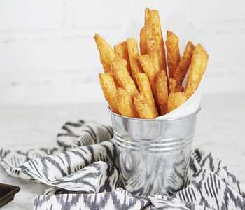 Anne Byrn's Cheese Straws