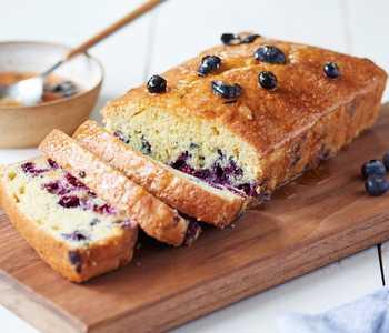 Anne Byrn's Alma Blueberry Bread