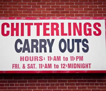 chitterlings