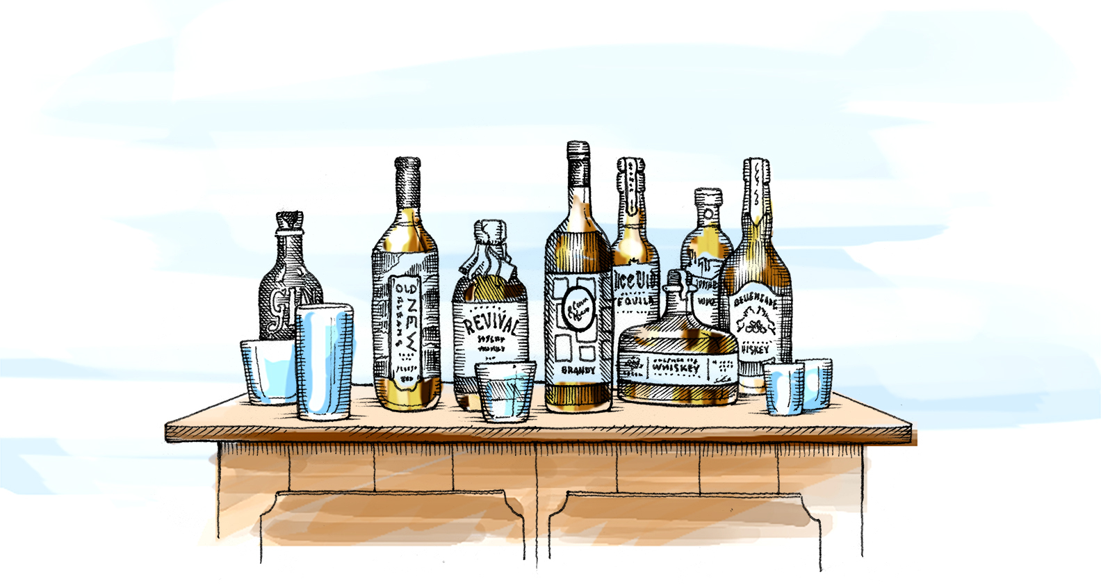 Stocking the ideal Southern bar | Southern Kitchen