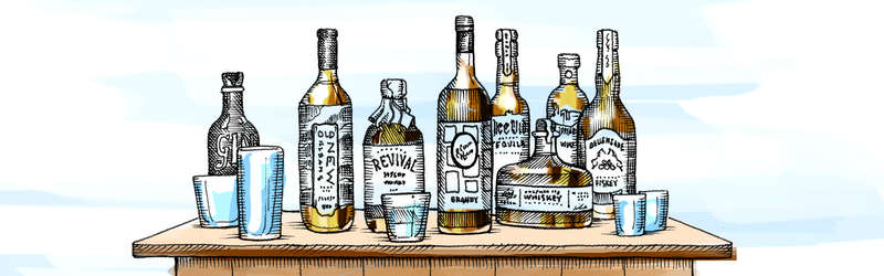 The essential guide to stocking spirits for a Southern bar