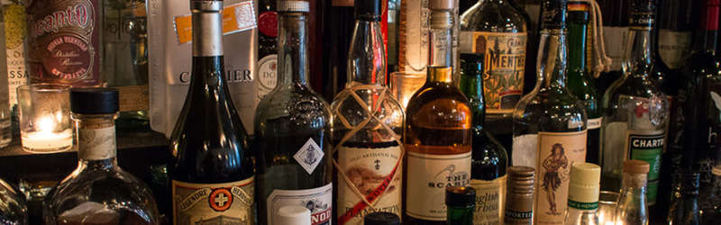 Drink 300 years of rum in this New Orleans bar