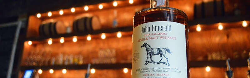 John Emerald Distilling Company: How Alabama's first whiskey distillery since Prohibition got started
