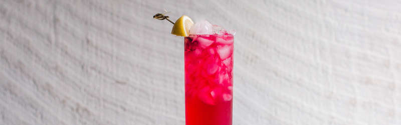 Oaks Lily Cocktail