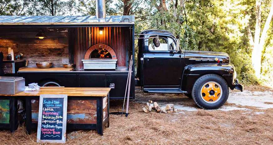 Southern Crust Catering Food Truck