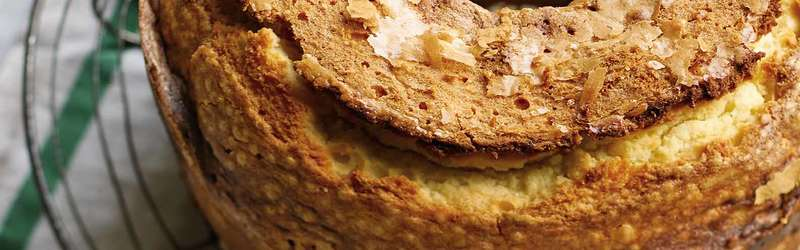 Taste of a Place: Leah Chase's Butter Cake