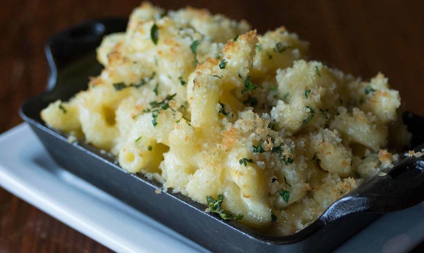 Mac and cheese credit adrienne harris