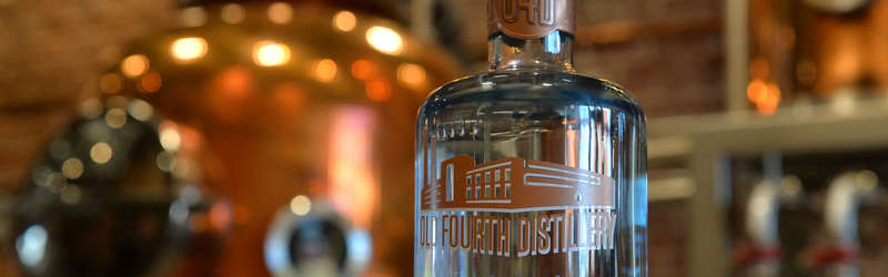 Old Fourth Distillery: Cane sugar spirits from Atlanta