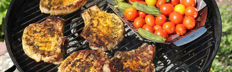 Grace your grill with these outdoor grilling recipes