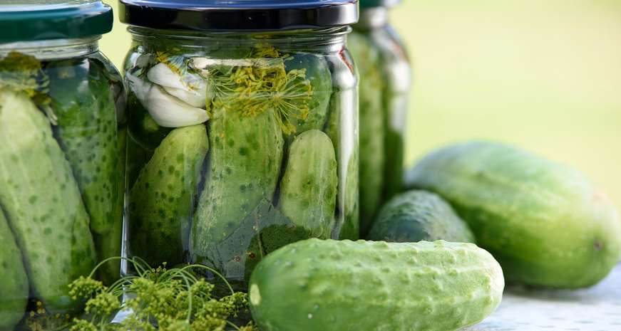 Here's A Quick History Of Food Preservation