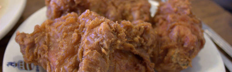 The South's 7 best fried chicken dishes: Willie Mae's Scotch House of New Orleans, La.