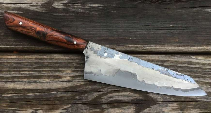 BootHill Blades: Beautiful handmade cutlery by a self-taught ...