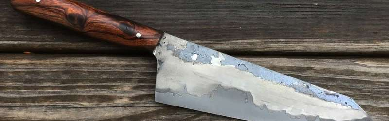BootHill Blades: Beautiful handmade cutlery and woodwork by a self-taught Tennessee couple