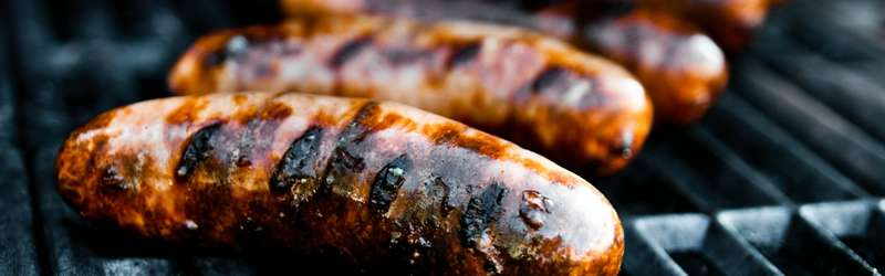 Grilled sausages 1584 x 946 cristopher craig flickr