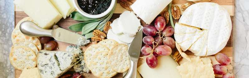 Company coming? Here's how to build a perfect cheese board