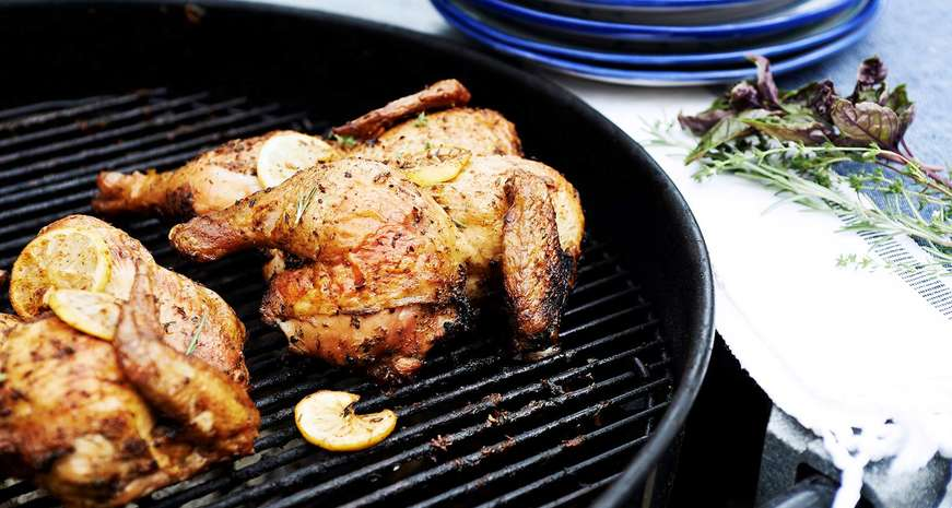 Taste of a Place: Grilled Chicken for Your Crowd | Southern