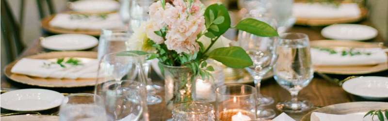 Follow our tips and inspiration to set a beautiful Southern table