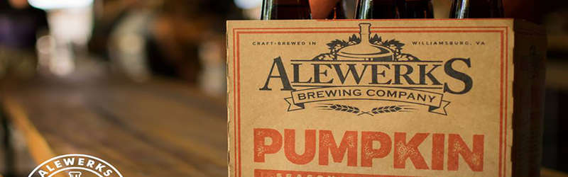 4 pumpkin ale %28alewerks brewing company  williamsburg  va.%29