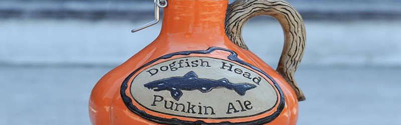 Punkin Ale from Dogfish Head Craft Brewery in Milton, Del.