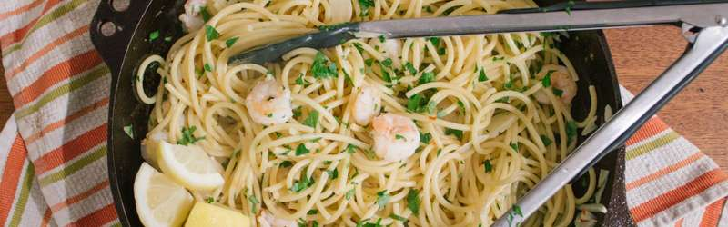 Shrimp scampi pasta 1584x846 kate williams