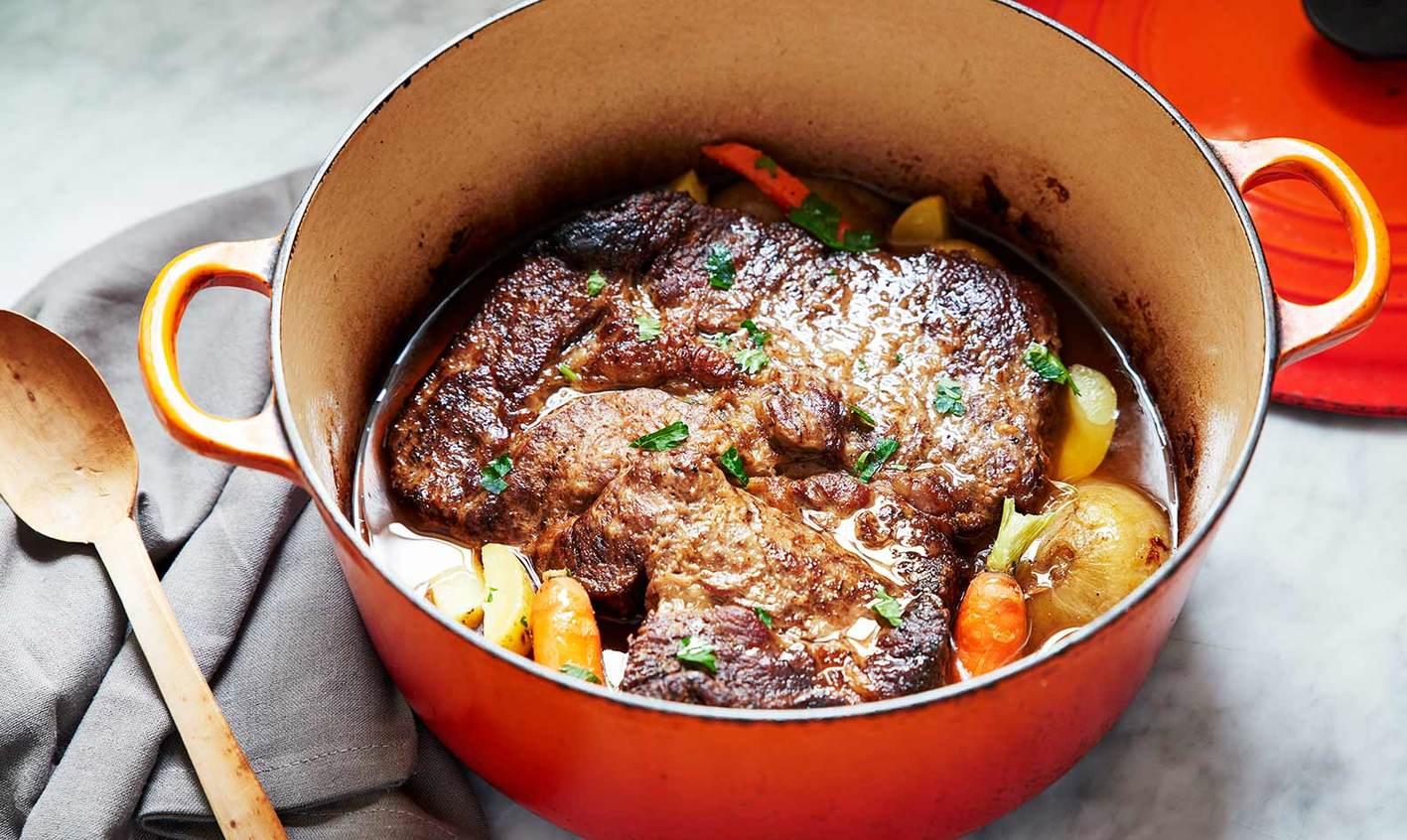 3 Surprisingly Simple Steps To A Perfect Pot Roast Southern Kitchen