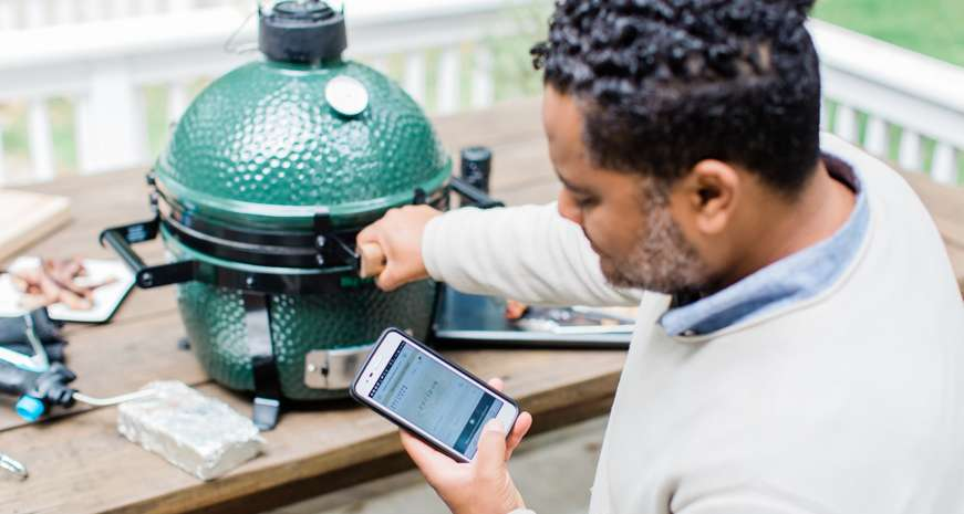How to set up and use a Big Green Egg | Southern Kitchen