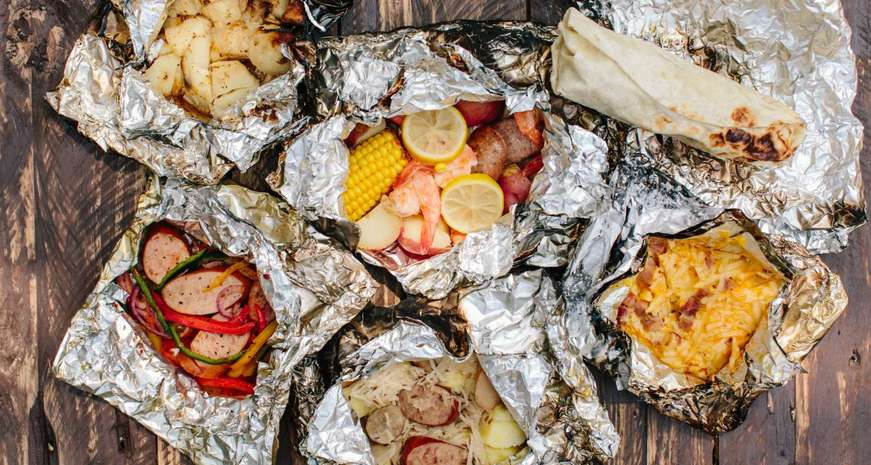 How To Cook With Aluminum Foil Southern Kitchen