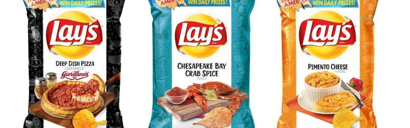 new lays flavors