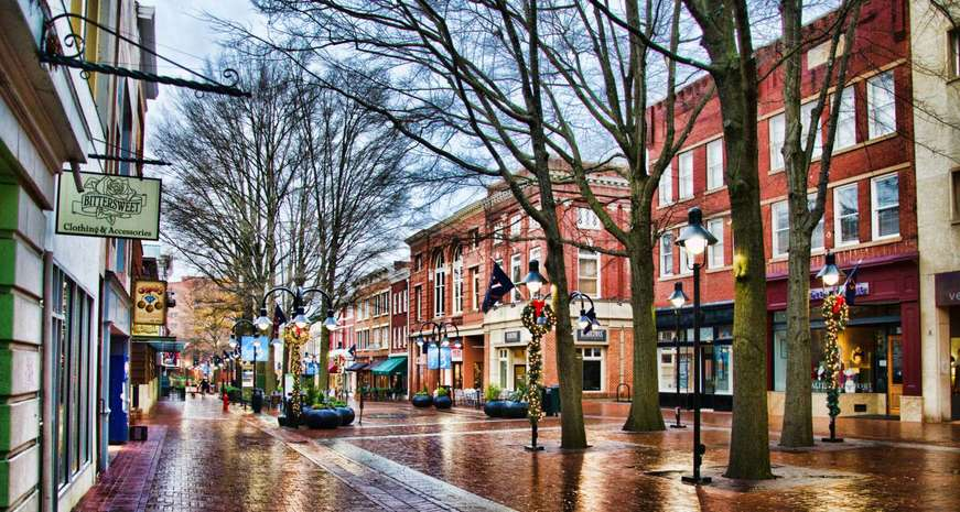 A Food And Drink Guide To Charlottesville Virginia