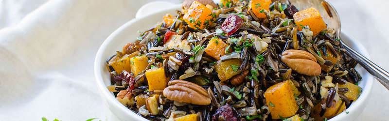 Butternut wild rice pilaf 1584x846 lisa lotts