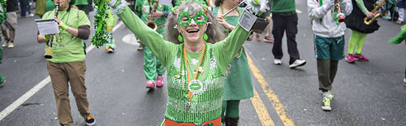 st. patrick's day in atlanta