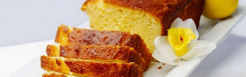 Lemon yogurt cake mcn