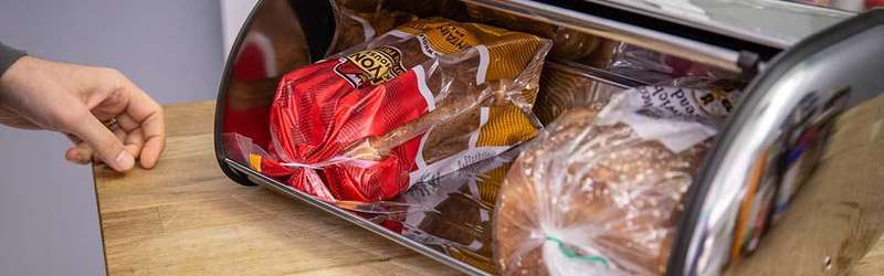 Three best bread boxes