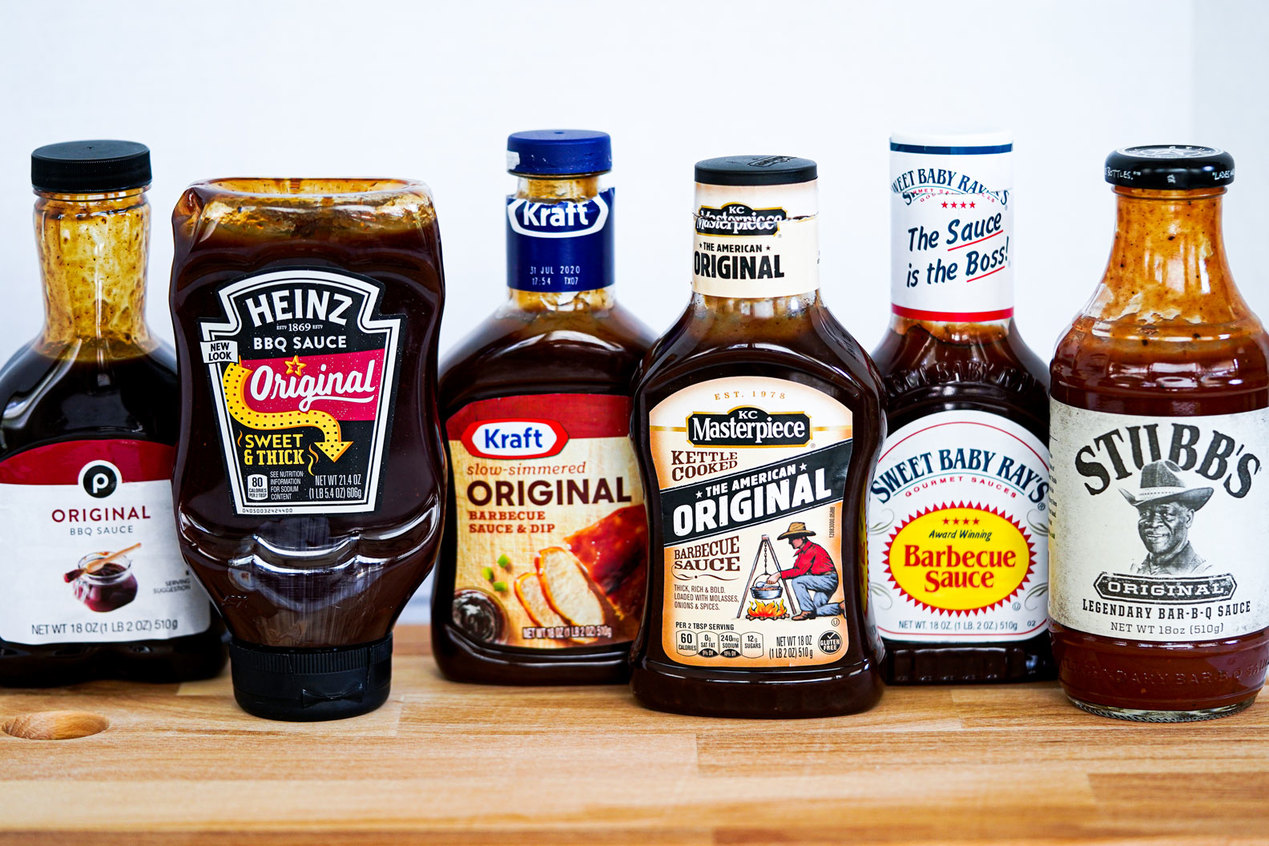 We Tried 6 Store Bought Barbecue Sauces And Have A Winner