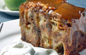 Watershed's Fresh Apple Cake With Caramel Glaze