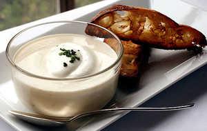 Chilled Vidalia Onion and Potato Soup