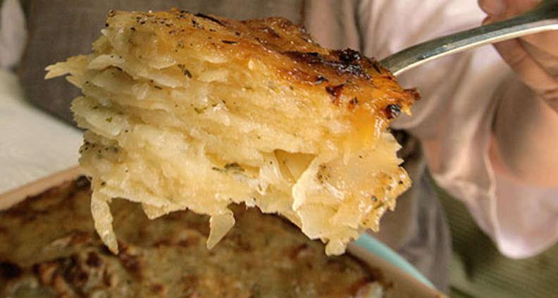 Anne Quatrano's Scalloped Potatoes