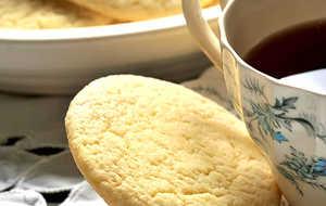Old-Fashioned Tea Cakes