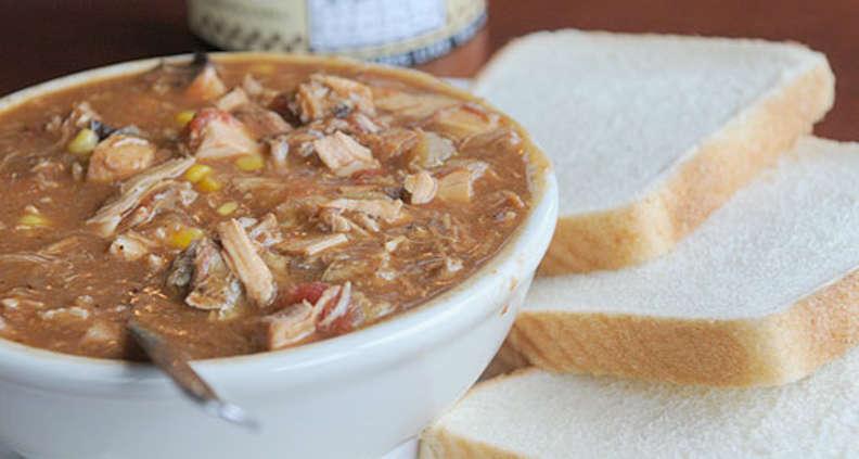 BBQ Brunswick Stew