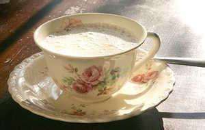"Grandma's Old Fashioned ""Drinking"" Custard"