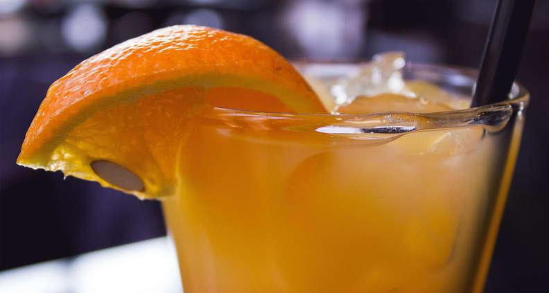 Georgia Gin Cocktail
